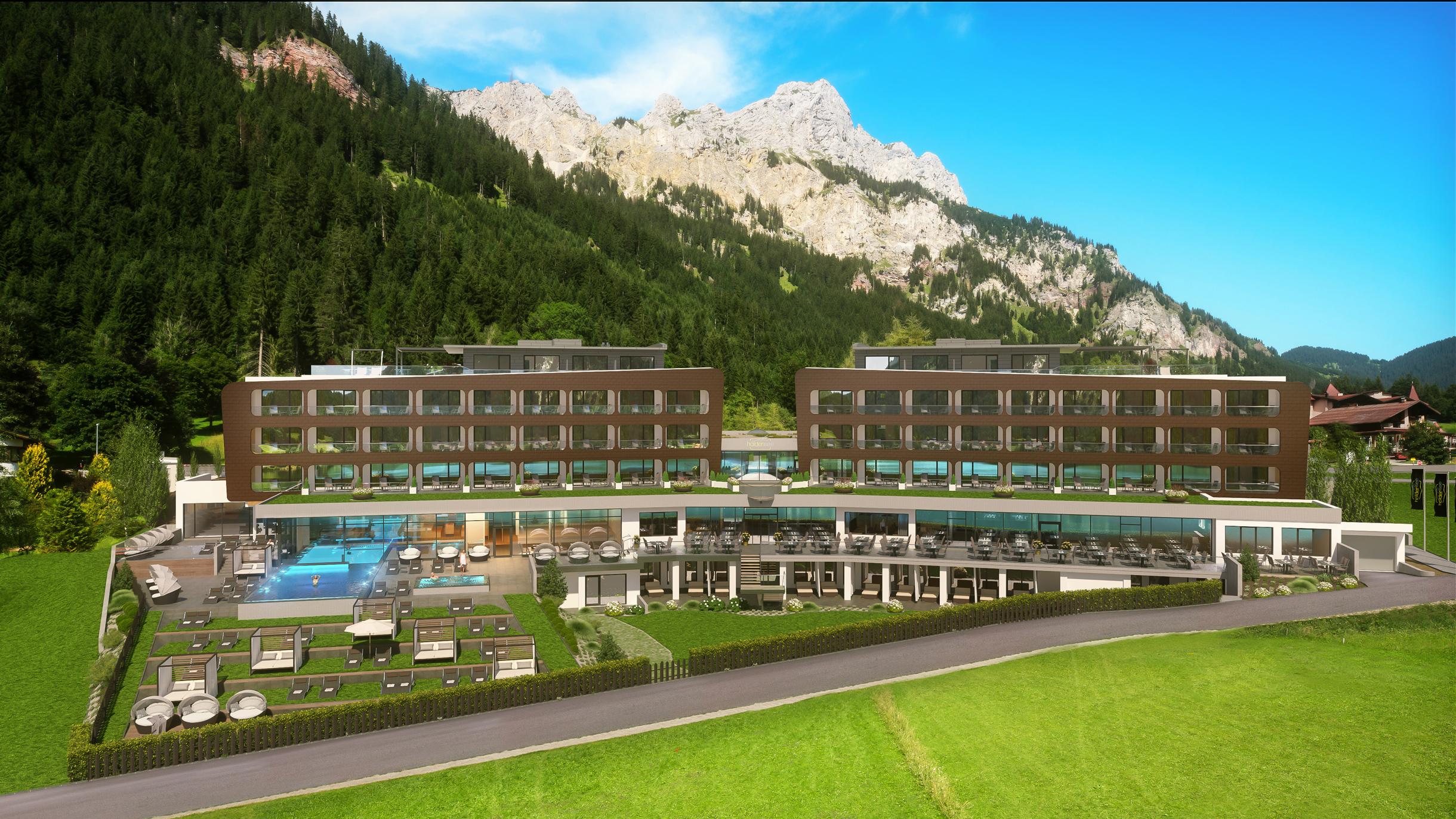 Hotel Direkt Am See Im Tannheimer Tal Haldensee